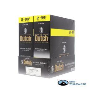 Dutch 2 for $0.99 B1G1 Dutch Blend