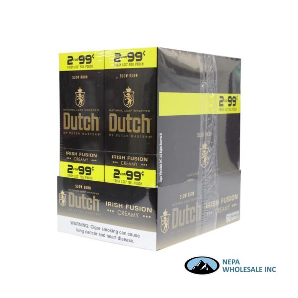 Dutch 2 for $0.99 Irish Fusion
