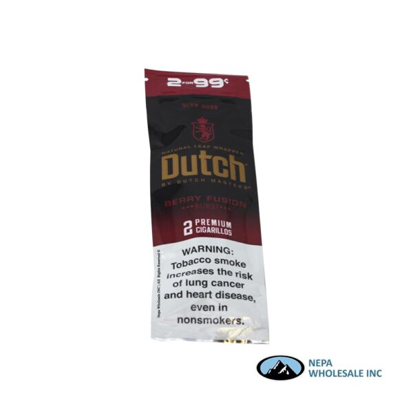 Dutch 2 for $0.99 Berry Fusion