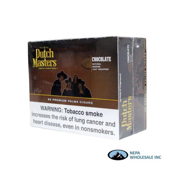 Dutch Masters 55CT Box Chocolate