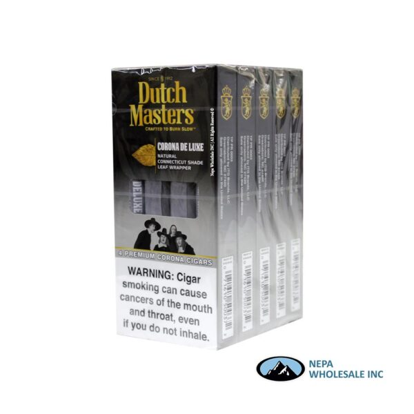 Dutch Masters 4-5PK Corona Deluxe