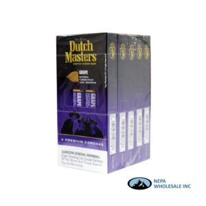 Dutch Masters 4-5PK Grape