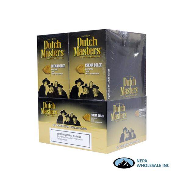 Dutch Masters 3PK60 Crema Dolce