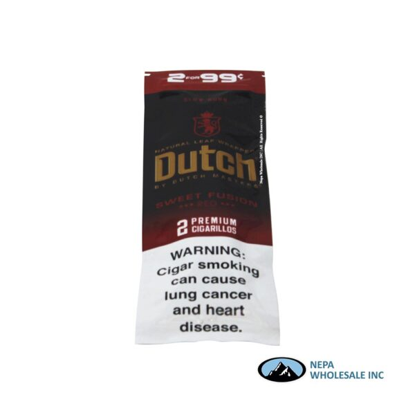 Dutch 2 for $0.99 Sweet Fusion