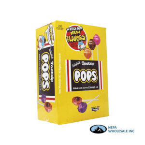 Tootsi Pop Assorted 100 CT