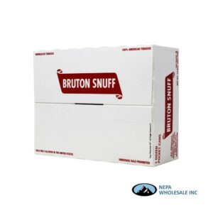 Snuff 12cans Bruton