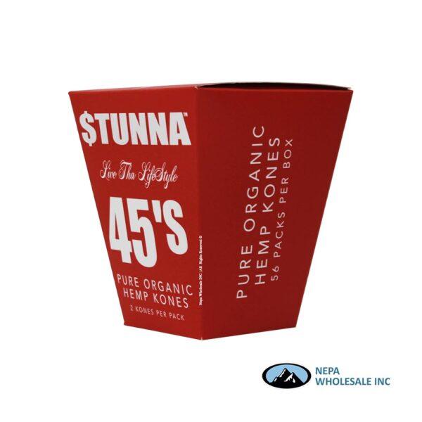 Stunna Kones 45's 56 CT
