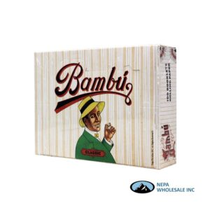 Bambu Cigarette Paper 100ct Small