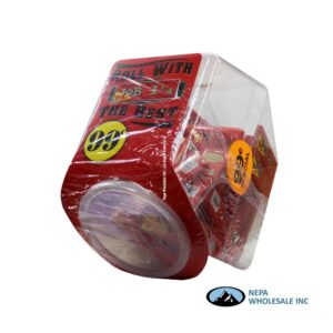 Job 1 1/4 100CT Plastic Container $0.99 Pre-Priced