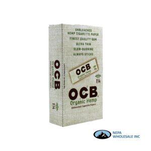 OCB Organic 1 1/4 24 Packs
