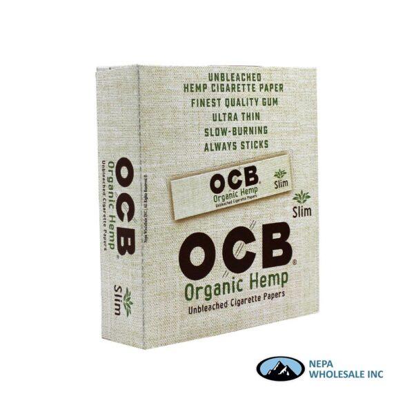 OCB Organic Slim 24 Packs