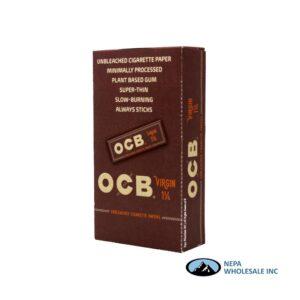 OCB Virgin 1 1/4 24 Packs