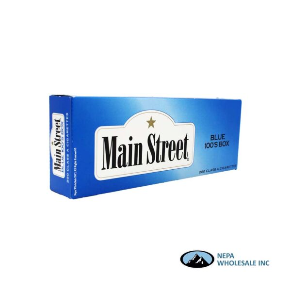 Main Street 100s Blue