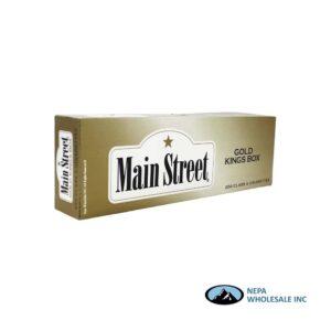 Main Street King Gold