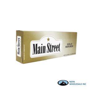 Main Street 100s Gold