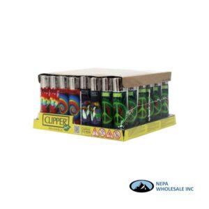 Clipper Lighter Trip Edition 2 48 Display