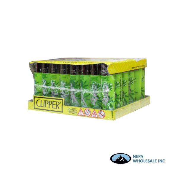 Clipper Lighter Marijane Pinups 48 Display