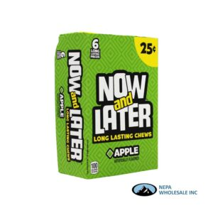 Now & Later 24-.93 Oz Apple