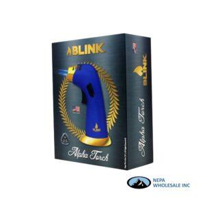 Blink Alpha Torch Lighter Blue