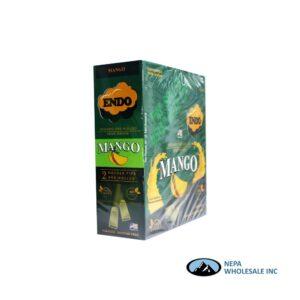 Endo Hemp 2-15CT Mango Wrap