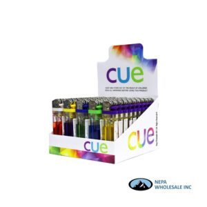 Cue Clear Lighter 50CT