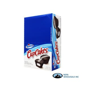 Hostess Cup Cakes Frosted Chocolate Cake 6-3.17oz