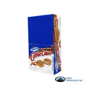 Hostess Coffee Cakes Cinnamon Streusel 8-2.89oz