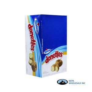 Hostess Donettes Crunch Mini Donuts 10-4oz