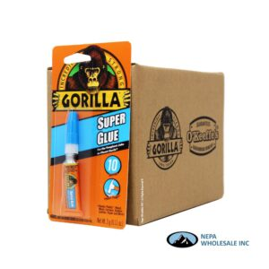 Gorilla Super Glue 6-0.11oz