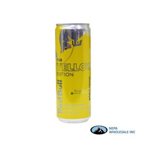 .Red Bull - 24 PK - 12 Oz. Yellow Edition