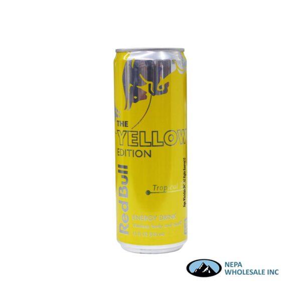 .Red Bull - 24 PK - 12 Oz. Yellow Edition