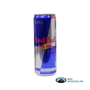 .Red Bull - 12 PK - 20 Oz. Regrular