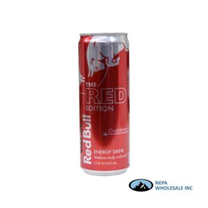 .Red Bull - 24 PK - 12 Oz. Red Edition