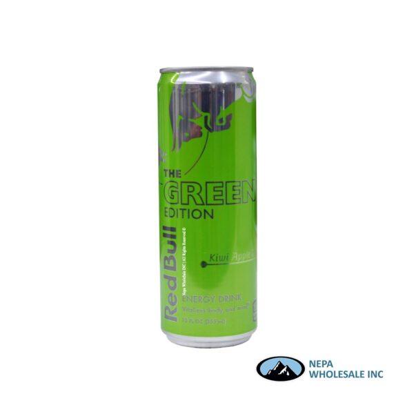 .Red Bull - 24 PK - 12 Oz. Green Edition