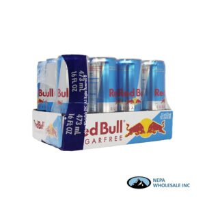 .Red Bull - 12 PK - 16 Oz. Sugar Free