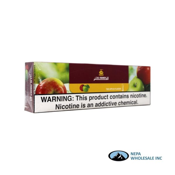 Al Fakher 10-50gm Two Apple
