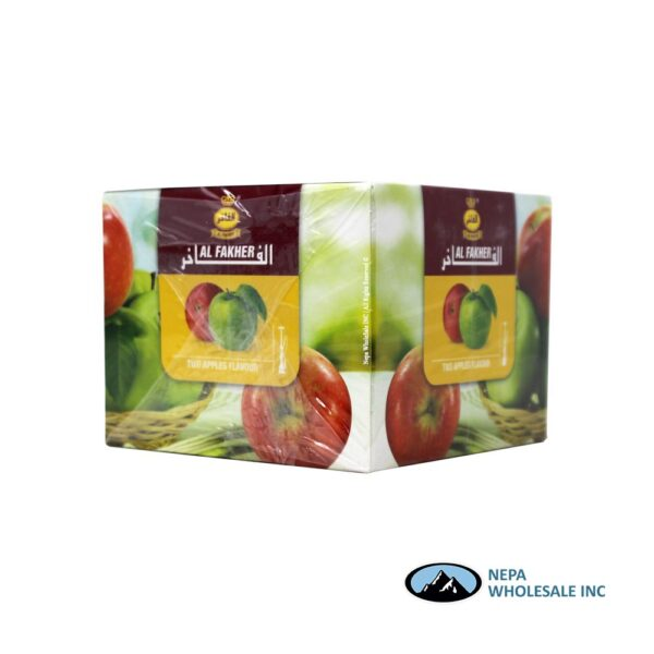 Al Fakher 250gm Two Apples Flavor