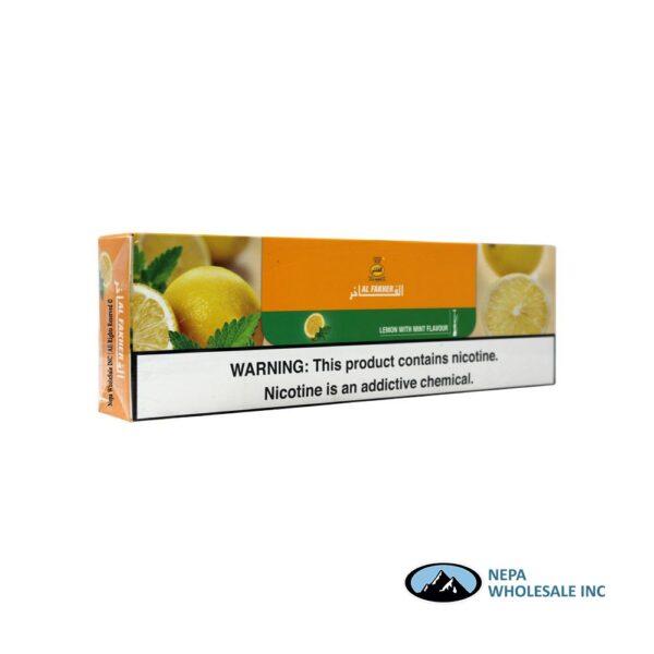Al Fakher 10-50gm Lemon with Mint Flavor
