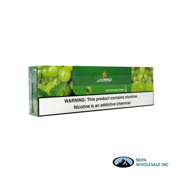 Al Fakher 10-50gm Grape with Mint Flavor