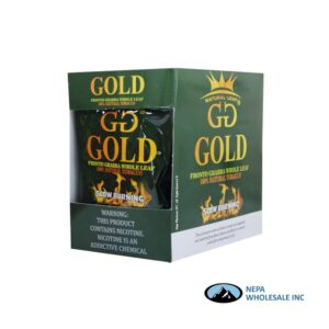 GG Gold Grabba Whole Leaf 10 Packs