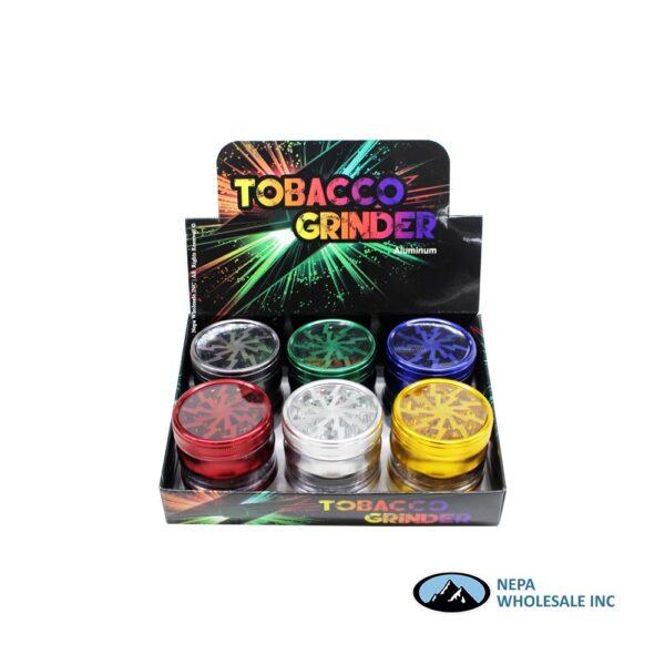 Grinder (GR143-63) 4 Parts Lighting Wheel 63mm