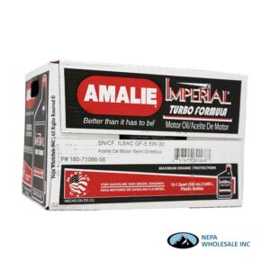.Imperial 1quart 12ct SAE 5w -30