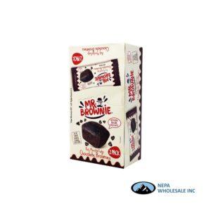 Mr. Brownie Chocolate Brownies 12-1.76oz.