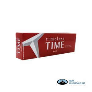 Timeless Time King Red