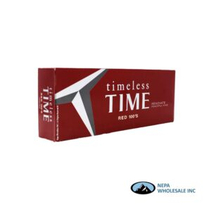 Timeless Time 100s Red