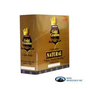 Gold Grabba 25ct Natural