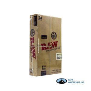 Raw Classic 1 1/4 24 per Box