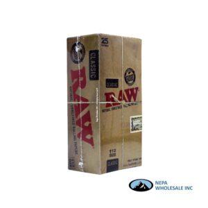 Raw Classic 1 1/2 25 per Box