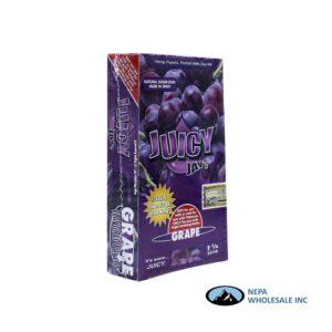Juicy Jay's 1 1/4 Grape 24 CT