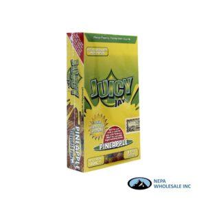Juicy Jay's 1 1/4 Pineapple 24 CT
